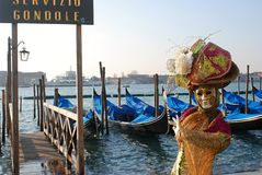 Veneza 2010 Imagens de Stock