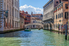 Veneza. Imagem de Stock Royalty Free