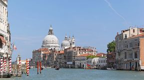 Veneza Foto de Stock Royalty Free