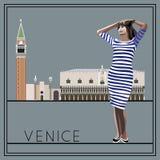 Veneza 2 Imagens de Stock Royalty Free