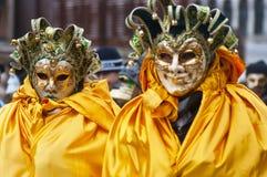 Veneza Carnevale-2012 Imagens de Stock Royalty Free