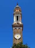 Veneza - catedral ortodoxo grega de St George Fotografia de Stock Royalty Free