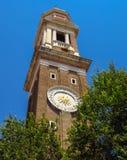 Veneza - catedral ortodoxo grega de St George Imagens de Stock