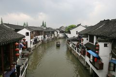 Veneza de Shanghai Imagens de Stock