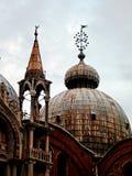 Veneza: detalhes Fotos de Stock Royalty Free