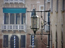 Veneza, detalhes arquitectónicos Fotografia de Stock Royalty Free