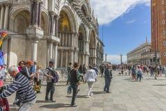 Veneza em Italy imagens de stock royalty free