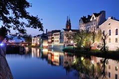 Veneza em Opole Fotografia de Stock