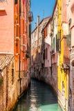 Veneza, Itália Foto de Stock Royalty Free