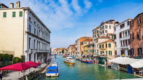 Veneza/Itália Foto de Stock Royalty Free