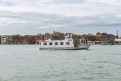 Veneza Itália, ilha de Lido Fotos de Stock