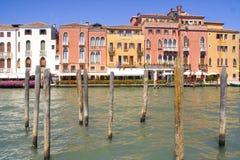 "Veneza Itália, Venetià ""Italià "" Fotografia de Stock"