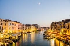 VENEZA, ITALIA Fotos de Stock Royalty Free