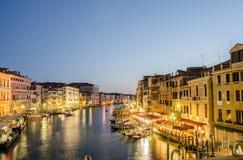 VENEZA, ITALIA Imagem de Stock Royalty Free