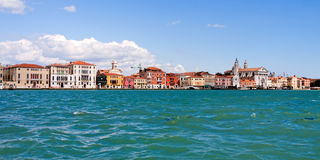 Veneza, lugar do curso Imagens de Stock