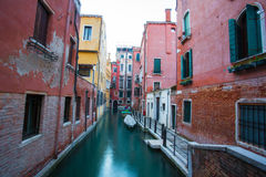 Veneza no amanhecer Foto de Stock Royalty Free
