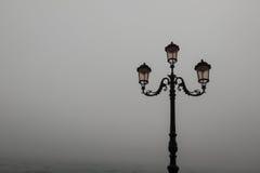 Veneza no outono Fotos de Stock Royalty Free