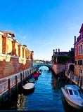 Veneza no verão Imagens de Stock Royalty Free