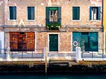 Veneza no verão Foto de Stock Royalty Free