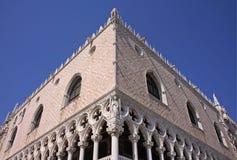 Veneza, palácio do Doge Imagens de Stock Royalty Free