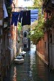 Veneza romântica Foto de Stock