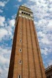 Veneza - torre Fotografia de Stock