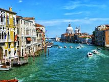 Veneza - Venezia fotografia de stock royalty free