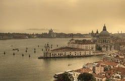Veneza, vista de acima. Foto de Stock Royalty Free