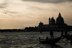 Venezia在春天 图库摄影
