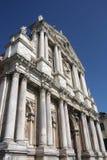 Venezia. Santa Maria di Nazareth - Church of the Discalced in Venice, Italy. Beautiful baroque landmark Royalty Free Stock Photography