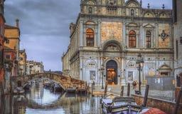 Venezia  Stock Afbeelding