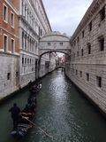 Venezia Foto de Stock Royalty Free