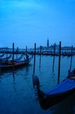 Venezia. N morning Stock Image