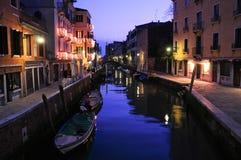 Venezia al tramonto immagini stock libere da diritti