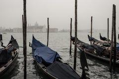 Venezia in autunno Immagine Stock Libera da Diritti