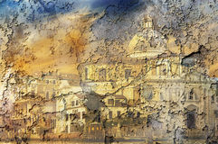 Venezia Background Royalty Free Stock Photos