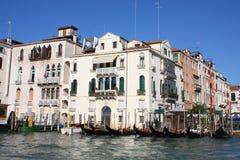 Venezia Canal Grande Stock Photo