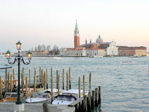 Venezia, channels and lagoons Stock Photo