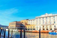 Venezia. City, Italy in europe Royalty Free Stock Photos