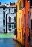 Venezia colorata Immagini Stock