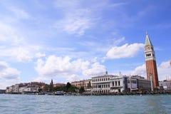Venezia in estate Immagini Stock Libere da Diritti