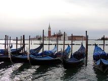 Venezia fuori dalla stagione Immagine Stock Libera da Diritti