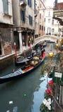 Venezia Gondola stock image