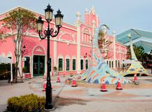 The Venezia Hua Hin Stock Photo