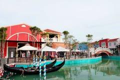 The Venezia Hua Hin Stock Photo