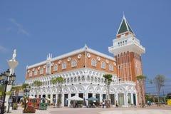 The Venezia Hua Hin, a shopping Stock Photography