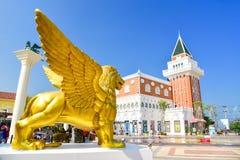 The Venezia Hua Hin on a Sunny Day. The Venezia Hua Hin in Petchaburi, Thailand stock photo