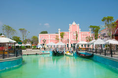 The venezia , Huahin Royalty Free Stock Photos