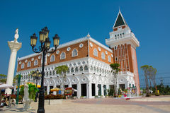 The venezia , Huahin Royalty Free Stock Image