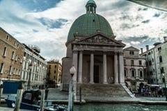 Venezia i vår Royaltyfria Foton